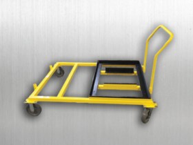Plunger Weldment Transport Cart