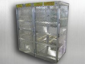 Aluminum Cylinder Rack