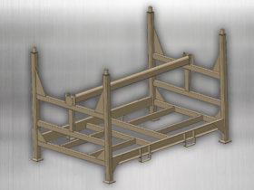 Spool Rack Model