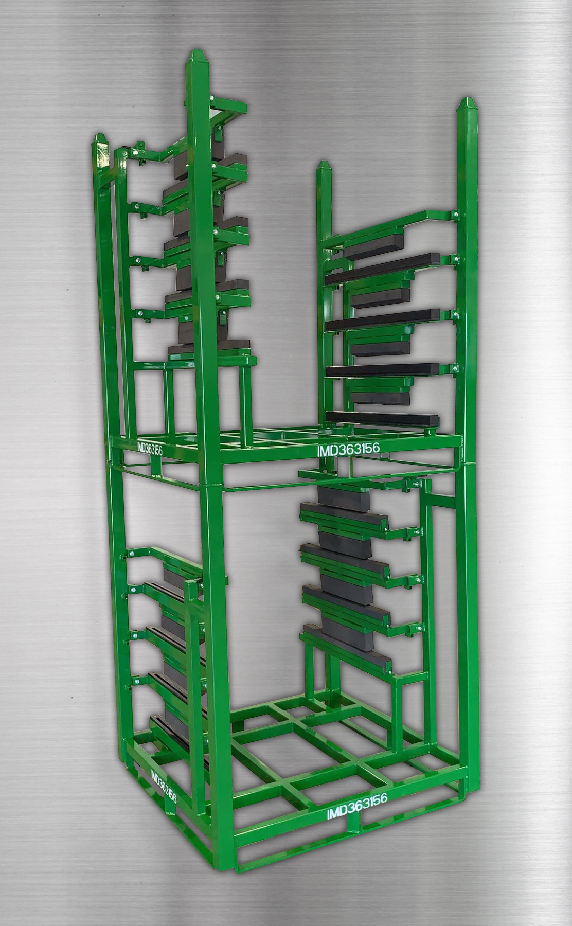Custom Stack Rack